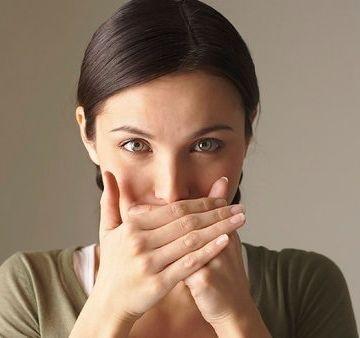 железный привкус во рту