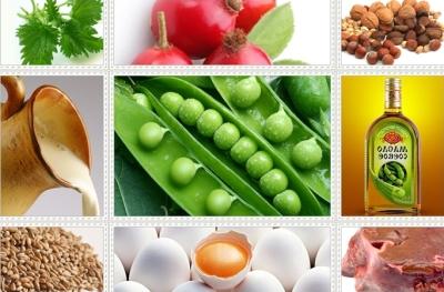 Продукты, содержащие витамин Е | Витамин Е для детей | Польза для ...