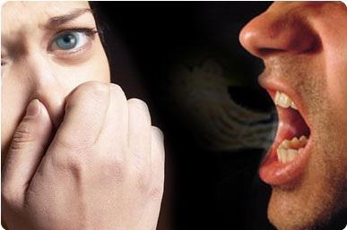 запах из рта