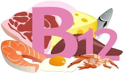 норма витамина B12