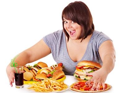Есть меньше еды