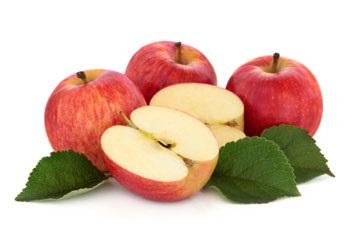 польза от яблок