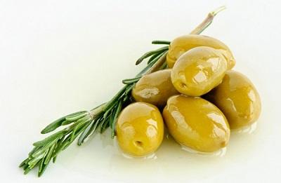 употребление оливок