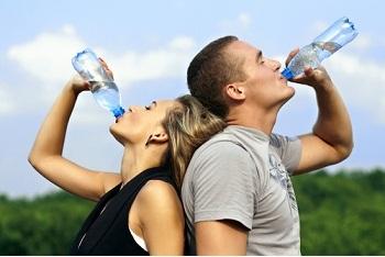 польза воды со льдом