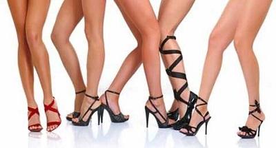 опасность высоких каблуков