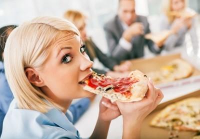 контролирование количество еды
