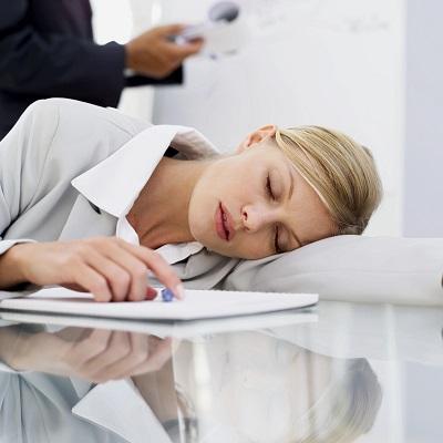 дневной сон на рабочем месте