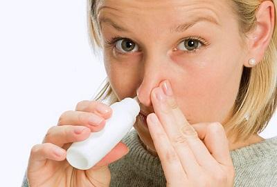лечение заболеваний носа с помощью Изофра