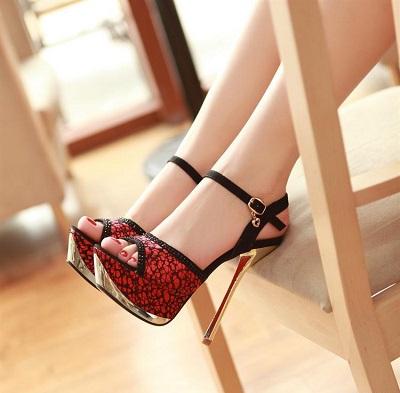реже носите обувь на высоких каблуках