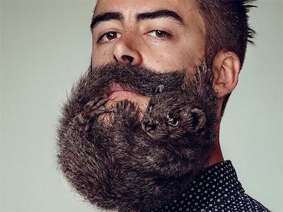 опасность бороды для здоровья