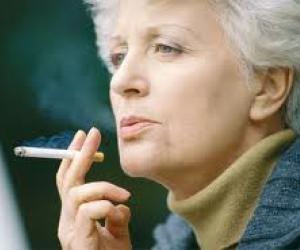 курение во время менопаузы