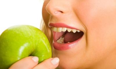 медленное и чательное пережевывание пищи
