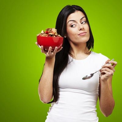 не отвлекаться от еды