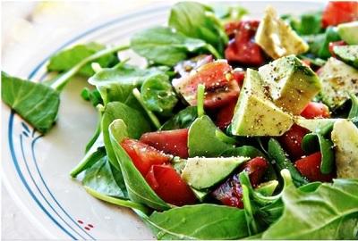 салат со специями
