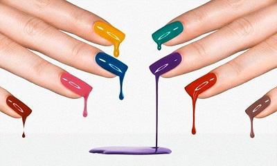 Опасные вещества в лаках для ногтей