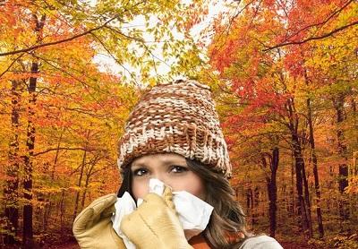 Осенняя простуда