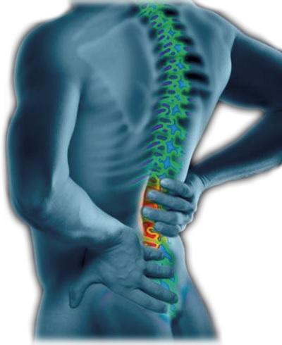 Боли в спине