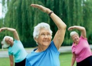 Спорт в старости