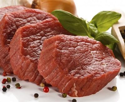 Польза красного мяса