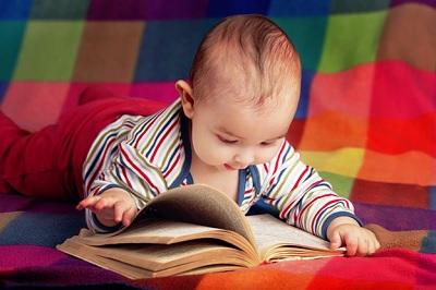 Малыш интеллектуал
