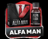 Alfa Man капли для потенции