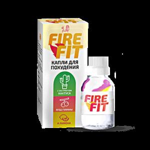 Fire Fit капли для похудения