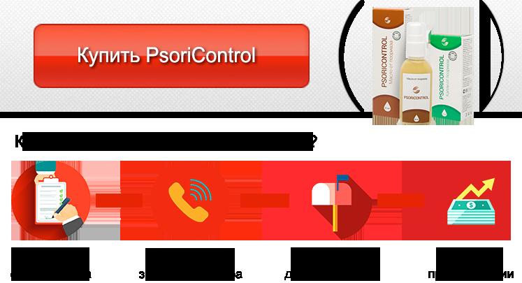 Купить Psoricontrol от псориаза